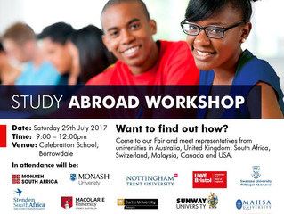 Study Abroad Workshop