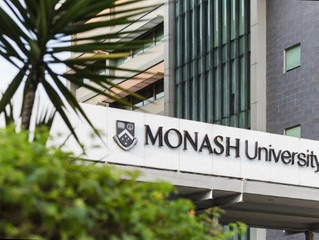 Monash University has achieved a top 100 global ranking