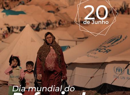 20 DE JUNHO - DIA MUNDIAL DO REFUGIADO