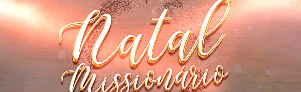 Seja a Resposta na vida dos missionários também neste Natal
