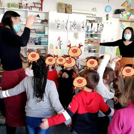 Intervention dans Ecole Maternelle Bellegrave