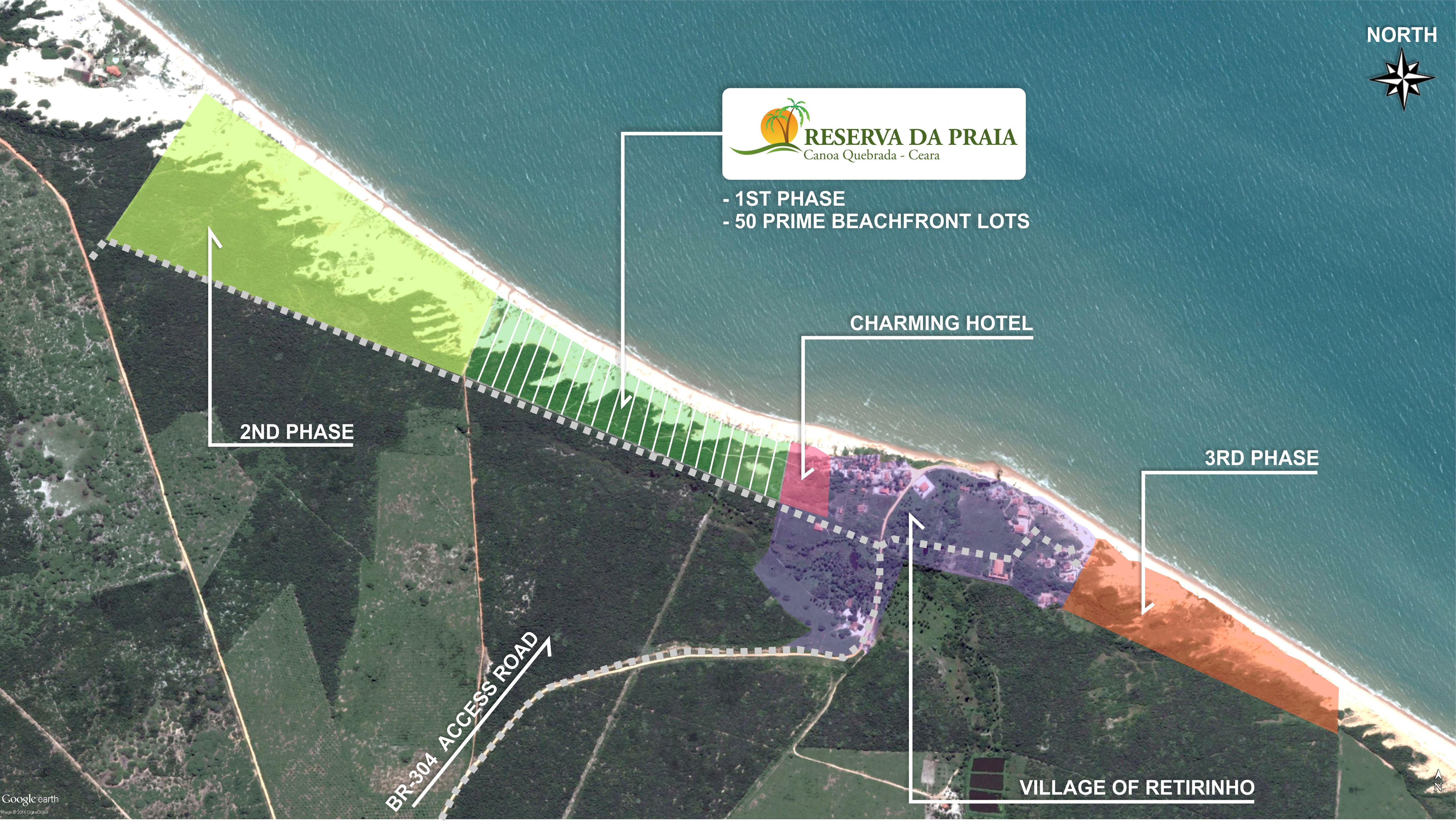 Mapa do Projeto