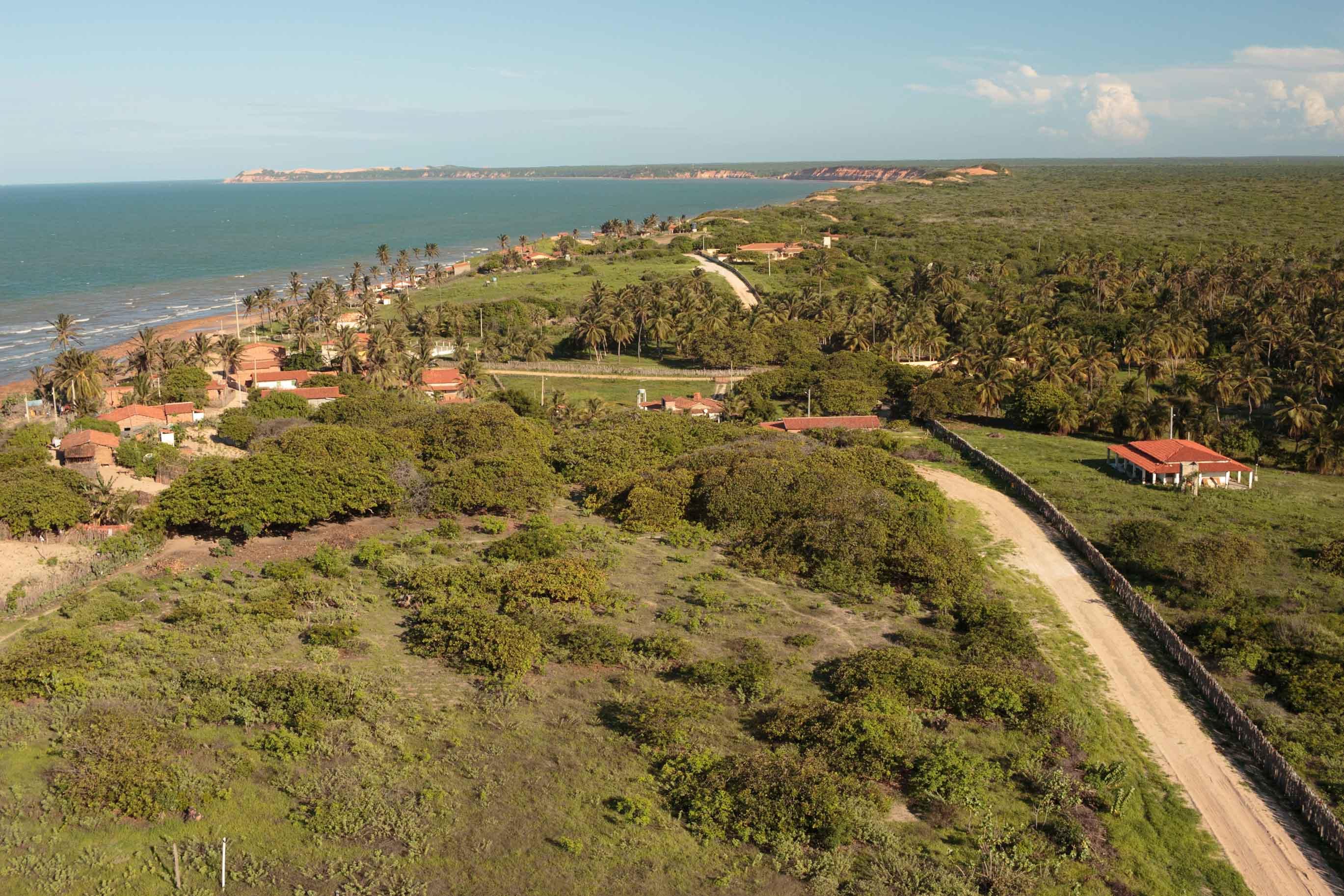 Praia do Retirinho - colonia de pescadores
