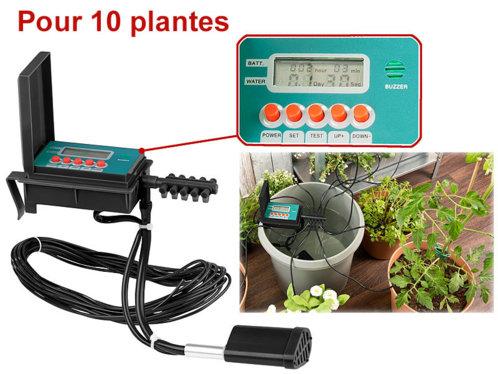 Système d'irrigation automatique pour plantes d'intérieur