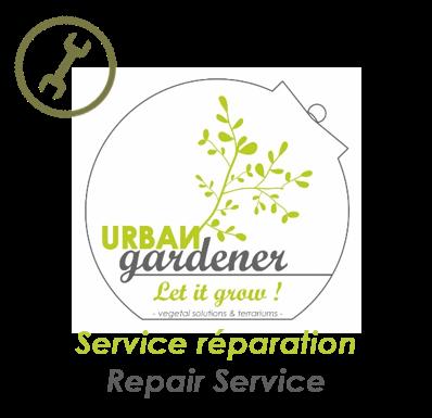 REPA - Entretien et nettoyage d'un terrarium
