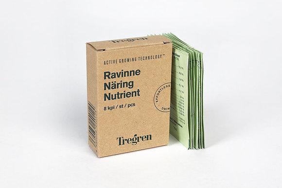 Tregren - Ravinne - Sachets de Nutriments (par boites)