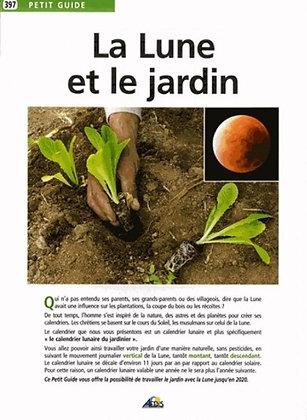 Petit Guide pratique #397 - La Lune et le jardin - Éditions AEDIS
