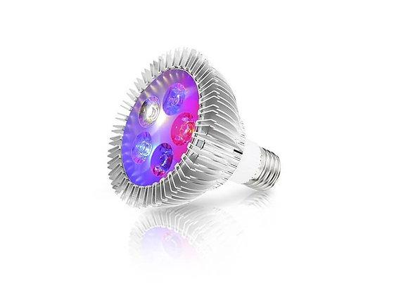 Spot LED de croissance - E27 - 15W (3,3 W/h)