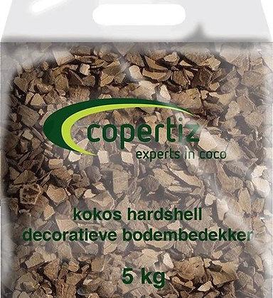 Ecorces de coco - Hardshell (sac de 15Kg)