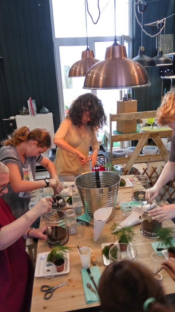 Urban Gardener - Atelier Terrariums