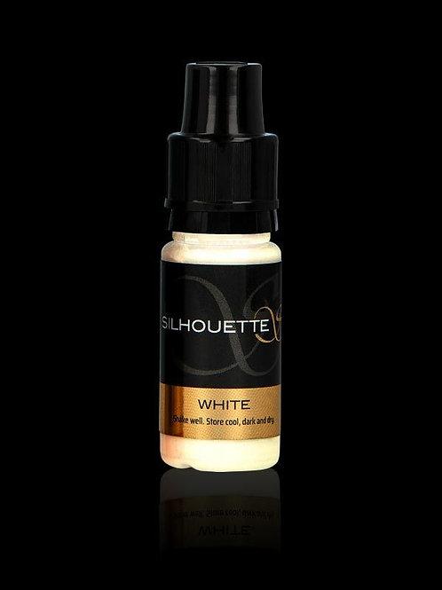 Silhouette Pigment White - 10 ml