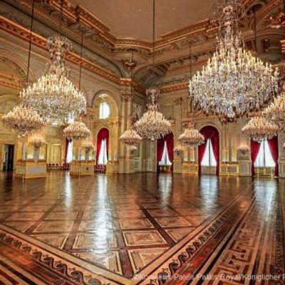 Lenteconcert van het Koninklijk Paleis / Concert de printemps au Palais Royal