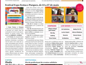 Acompanhe a terceira edição do Francal News