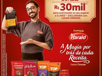 Harald lança campanha para potencializar as vendas dos lojistas