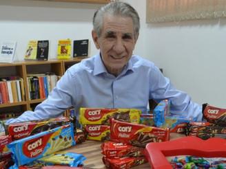 Nelson do Nascimento Castro, proprietário da Cory, conta sua história a CBN