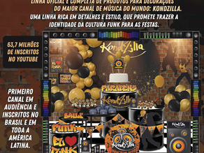 Piffer fecha parceria com Kondzilla, o maior canal de Youtube do Brasil