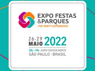 Expo Festas e Parques tem nova data divulgada