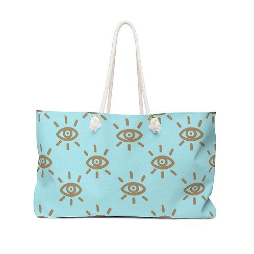 ISeeU-Golden Eye Weekender Bag