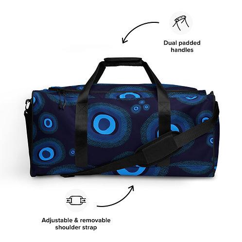 Nazar Blue Duffle bag