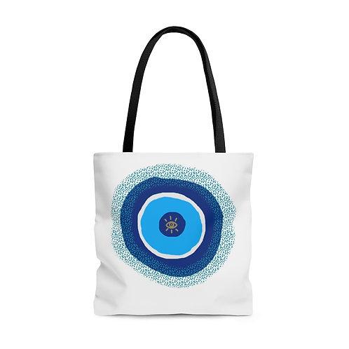 Concentric Nazar Tote Bag