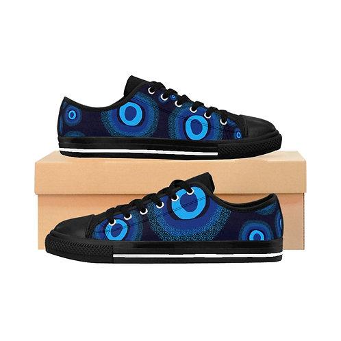 Nazar Blue Women's Sneakers