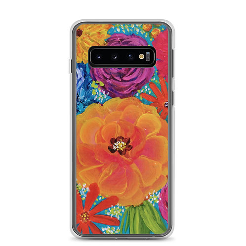 Vivid Blooms Samsung Case