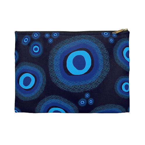 Nazar Blue Accessory Pouch