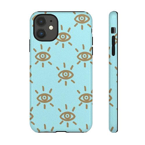 ISeeU-Golden Eye Tough Cases