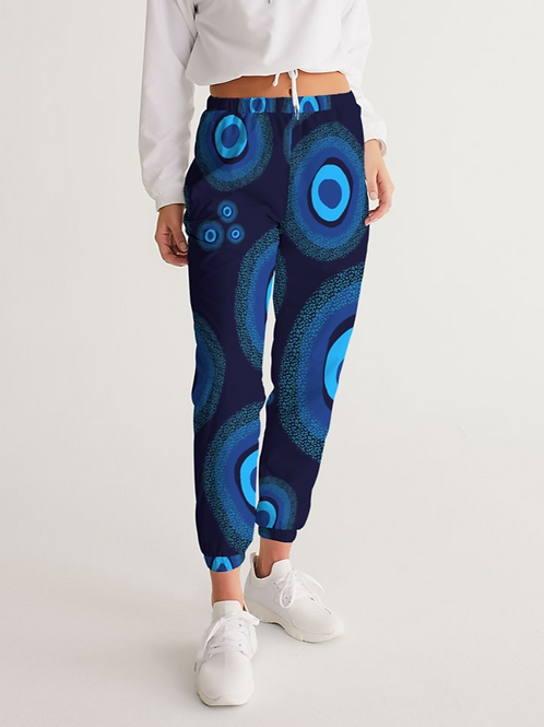 Nazar Blue Women's Track Pants