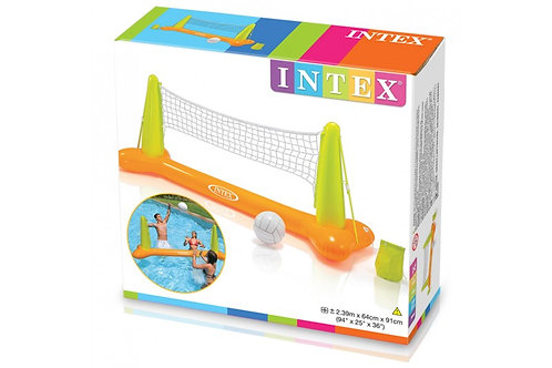 JUEGO HINCHABLE INTEX VOLLEY PISCINA - 239X64X91 CM