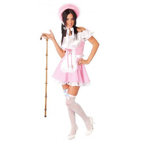 Disfraz Muñeca Pink