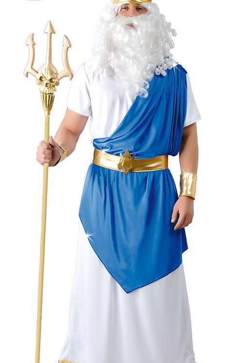 Disfraz Neptuno
