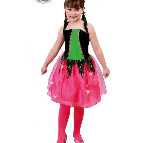 Disfraz princesa de la Rosa