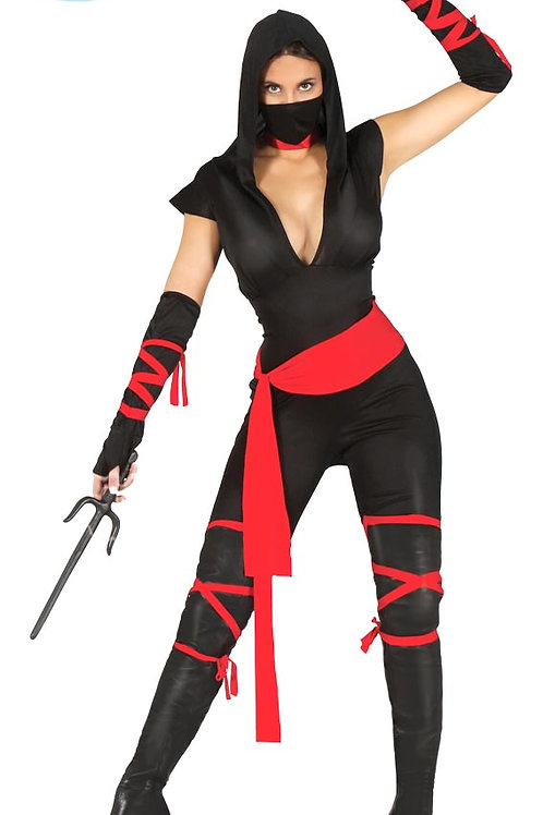 Disfraz Black Ninja