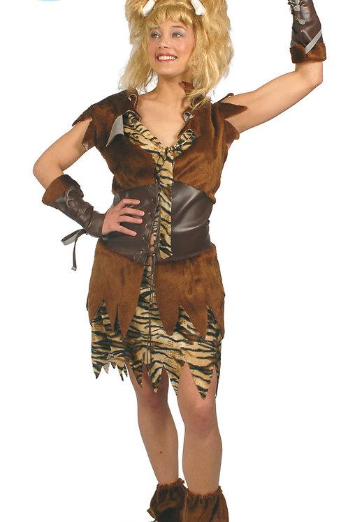 Disfraz Cavernícola Chica