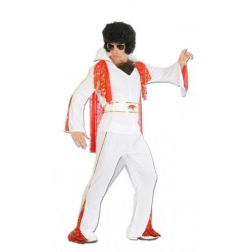 Disfraz Rey del Rock Elvis