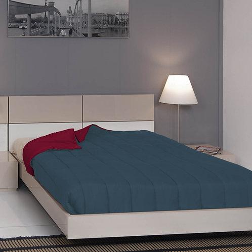 Nórdico Báltico Color 350g/m2 carmesí - gris azul