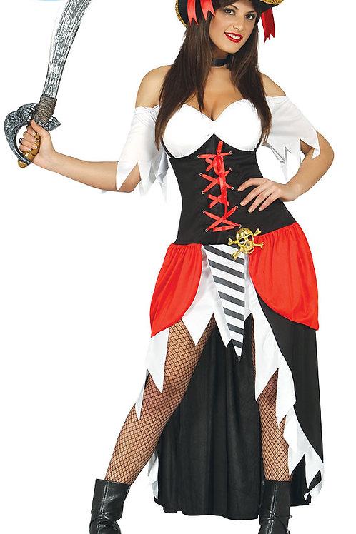 Disfraz Bucanera Pirata