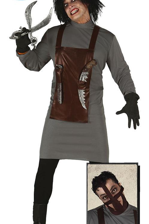 Disfraz asesino