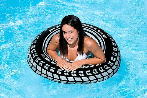 Intex Rueda hinchable neumático - diámetro 91 cm