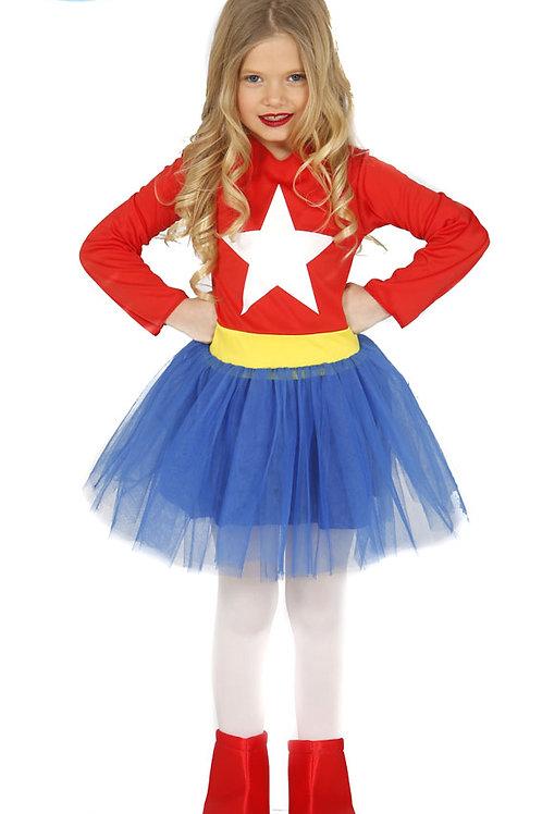 Disfraz Super Chica