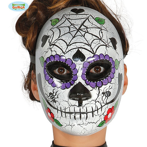 """Máscara """"Día de los muertos"""""""