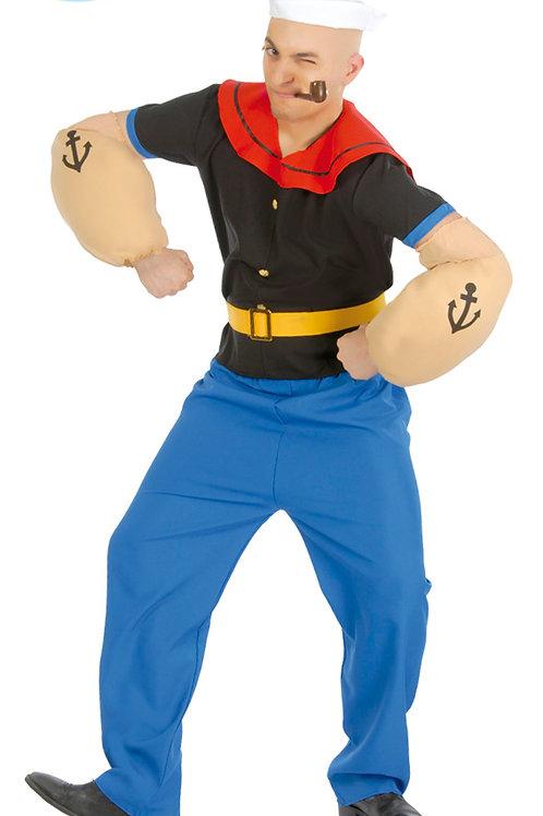 Disfraz Marinero Popeye