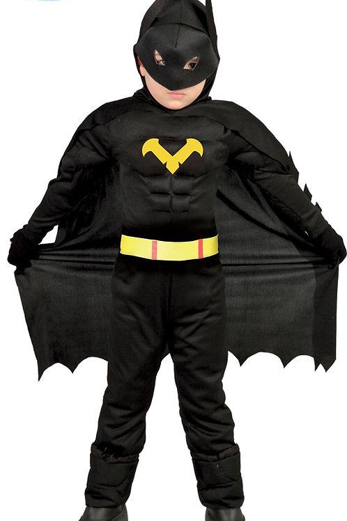 Disfraz Batman Héroe