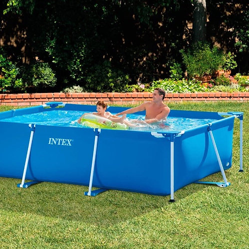 PISCINA DESMONTABLE INTEX SMALL FRAME 300X200X75cm 3.834 L