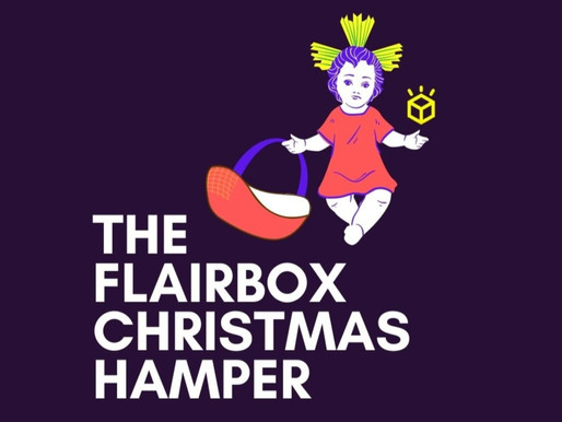 The FlairBox Christmas Hamper of Actors' Resources