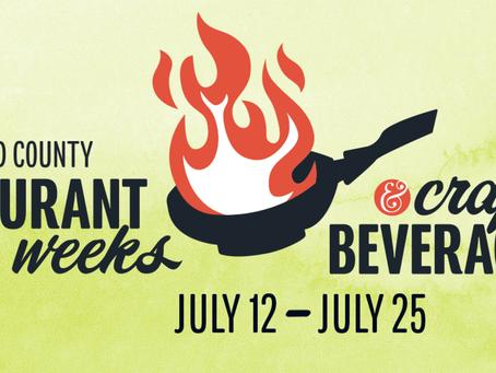 Howard County Kicks of Summer Restaurant Week