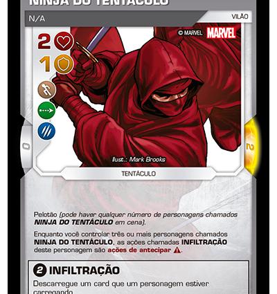 BSFE 033 - Ninja do Tentáculo V3 (C)