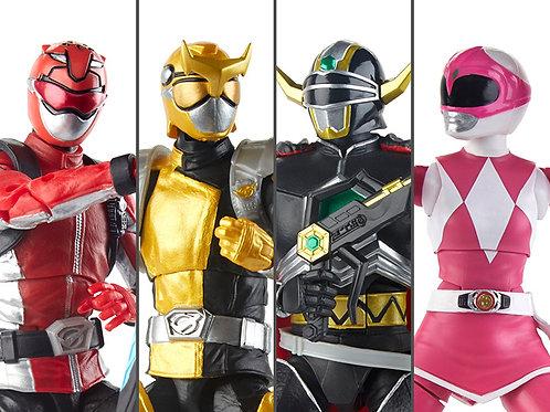 Power Rangers Lightning Collection Wave 02 - POR ENCOMENDA