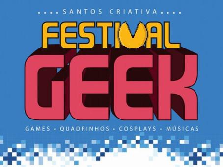 2ª Rodada da Liga BS no Festival Geek de Santos